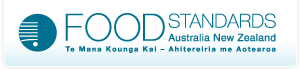 Food Standards Australia New Zealand Logo