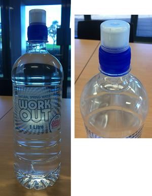 Work out water