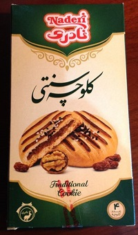 Naderi Traditional Cookie 210g