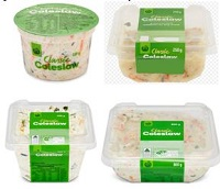 Woolworths Coleslaw 110g, 250g, 400g & 800g